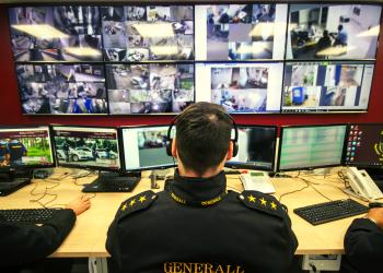 Generall - Empresa de segurança com central de monitoramento eletrônico