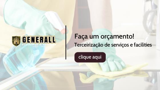 Terceirização de serviços e facilities